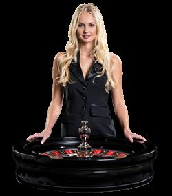 Live casino dealer